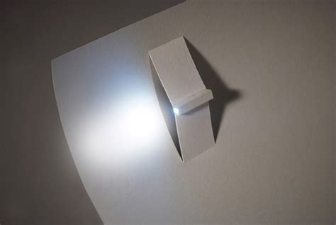 How To Make A Paper Lighter - paper led torch light by kazuhiro yamanaka