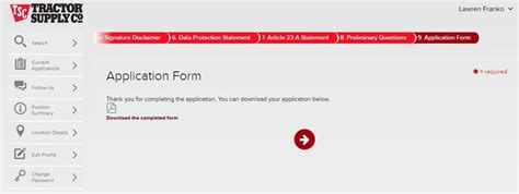 printable job application for tractor supply how to apply for tractor supply company jobs online at