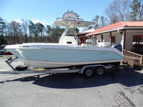 center console boats gainesville ga 2005 cobia 235 cc 24 foot 2005 motor boat in buford ga