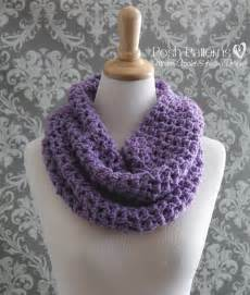Easy Crochet Infinity Scarf Pattern For Beginners My Crochet Part 306