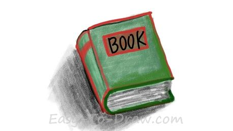 easy picture books how to draw a book with hardcover for 187 easy