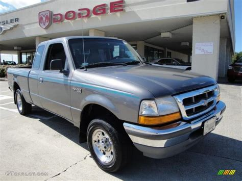 1998 medium platinum metallic ford ranger xlt extended cab 19009295 gtcarlot car color