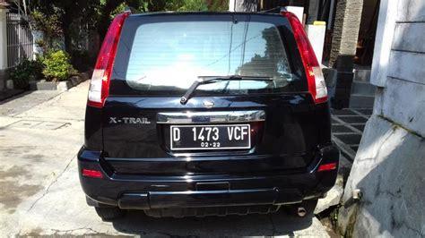 Jual Karpet Mobil Nissan Xtrail jual nissan x trail 2 5 st at 2005 mobilbekas