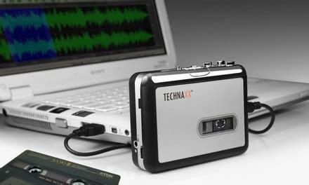 convertitore cassette in mp3 convertitore di cassette in formato mp3 digitape dt 01 di