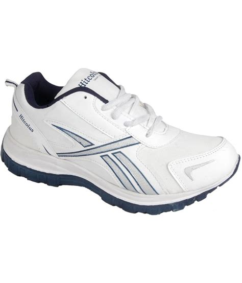 hitcolus blue white sport shoes price in india buy