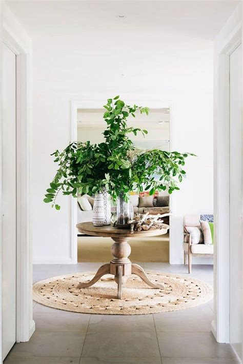11 tips for styling your entryway table tips for styling round entry tables cindy hattersley design