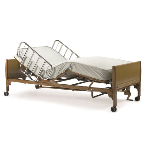 invacare hospital beds invacare semi electric hospital bed provides comfort
