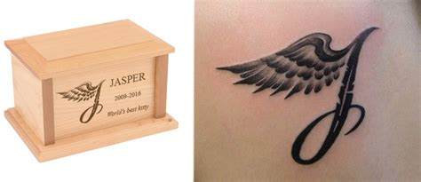 cremation tattoo how to get a memorial matching cremation urn