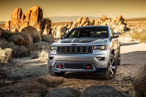 New Jeep Model The Jeep 174 Brand Introduces New 2017 Grand