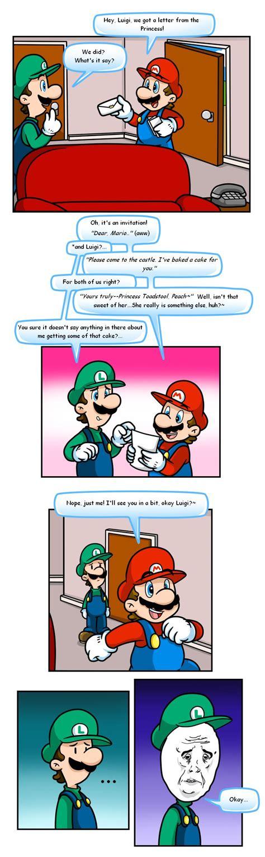 Funny Mario Memes - mario 64 thing invitation by nintendrawer deviantart com
