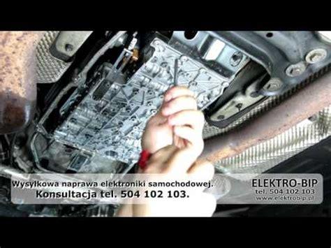 Audi Multitronic Vs S Tronic by Demontaż Sterownika Automatycznej Skrzyni Bieg 243 W 7g Tronic