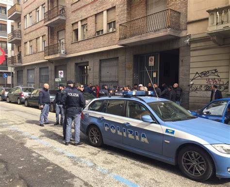 consolato marocco verona torino la polizia nel consolato marocco per un