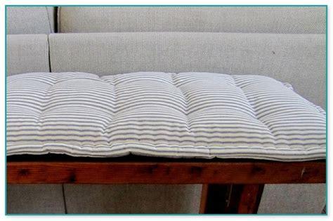 custom tufted bench cushion 57 inch bench cushion