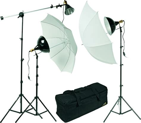Mini Studio Kit 60cm By D Lavisca studio lighting kits home design inside