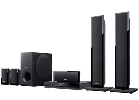 Home Theater Sony Dav Tz150 sony dav tz150 home theatre system world import