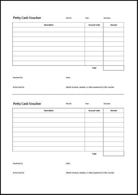 petty cash excel template 5 cash receipt format in excel