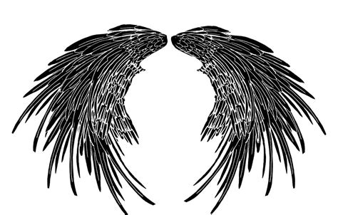 angel wing tribal tattoos wing tattoos designs ideas and meaning tattoos