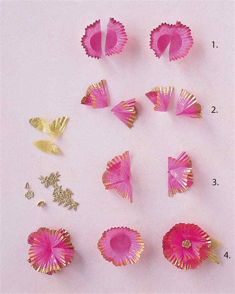 Paper Flowers With - paper flowers martha stewart