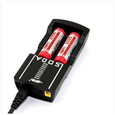 Charger Efest Soda efest soda battery charger