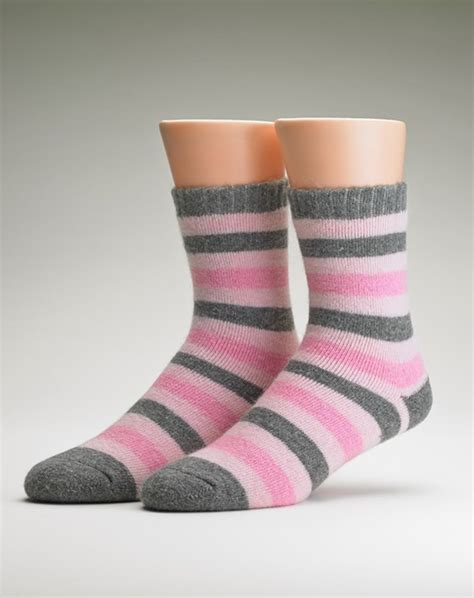 luxury socks nightwear 187 leisure socks 187 luxury striped sock slenderella