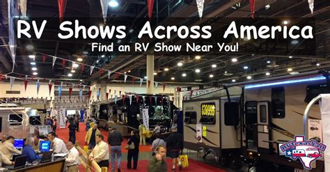 rv shows in the usa rvtexasyall beyondtx - Richmond Boat And Rv Show