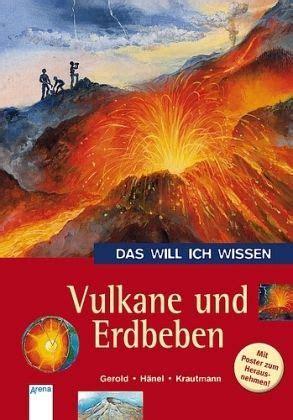 Vulkane Und Erdbeben Von Ulrike Gerold Wolfram H 228 Nel