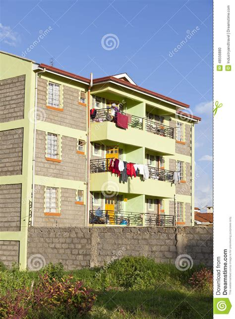 apartment design kenya kenyan apartment building editorial editorial image