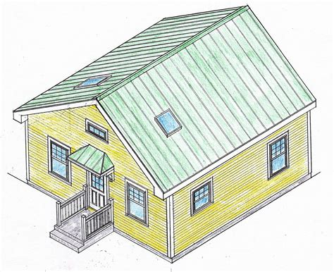 Small Home Office Square Footage 3 4 5 6 Bedroom House Plans In By Ghanaian