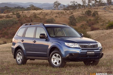 subaru forester us subaru forester wins us sport utility of the year photos