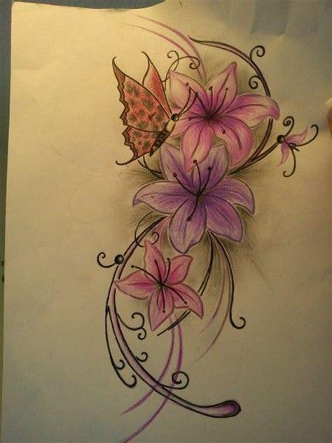 amaryllis flower tattoo amaryllis tattoos