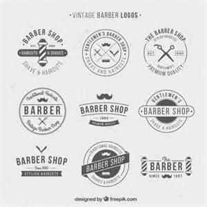 logos vintage pour salon de coiffure t 233 l 233 charger des