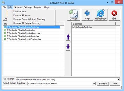 converter xlxs to xls convert xls to xlsx download