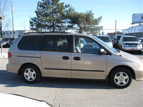 2000 Honda Odyssey Mpg 2000 honda odyssey minivan gas mileage