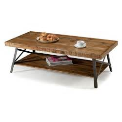 industrial chic coffee table industrial chic modern classic reclaimed wood and metal