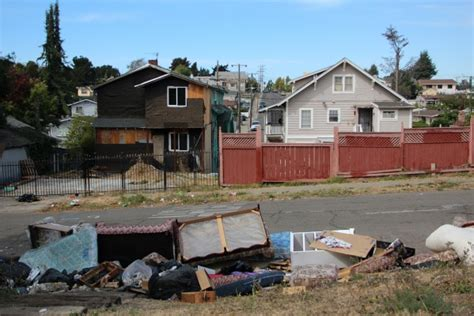 couch street fish house oakland looks for solutions to curb illegal dumping