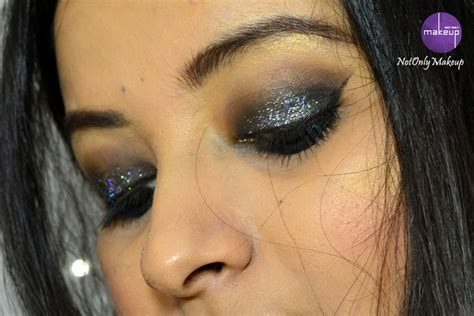 Eyeshadow Glitter Nyx nyx and glitter review swatches and