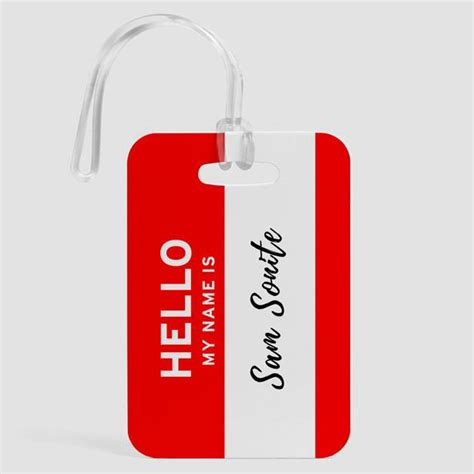 Lugage Tag 1 luggage tags bag tags with exclusive designs airportag