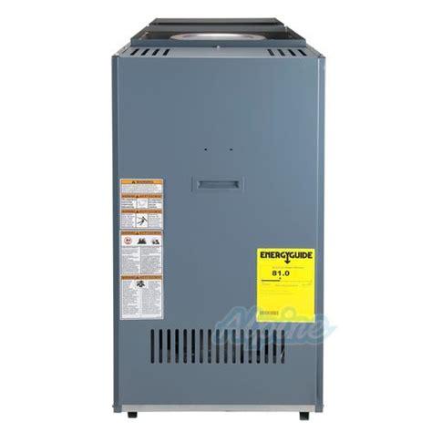 comfort aire furnace comfort aire olrb95 d4 1a lowboy rear flue 101 000 113 500
