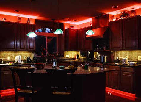 bright led kitchen lights led kitchen lighting traditional kitchen st louis by bright leds