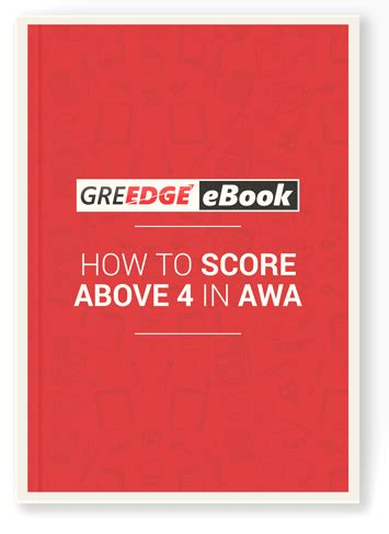 Mba Application Awa Not Yet Scored by How To Score Above 4 In Awa