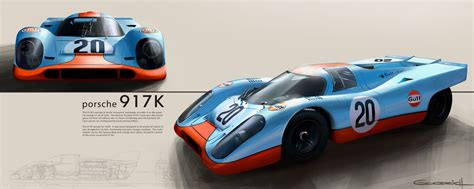 gulf porsche wallpaper porsche 917k by goodrichdesign on deviantart