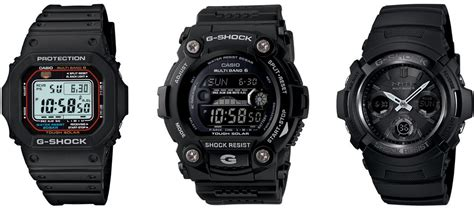 best g shocks best casio g shock watches for 2016