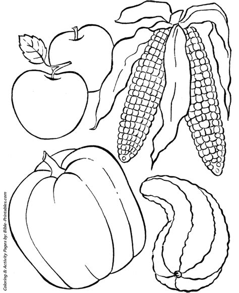 coloring page of thanksgiving dinner feast of coloring people coloring pages