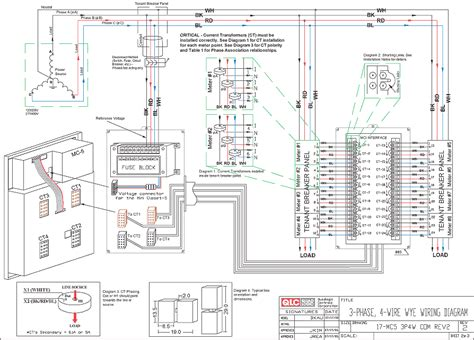 three phase generator wiring diagram 12 wire generator