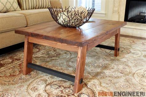 Diy Coffee Table Plans by Angled Leg Coffee Table Free Diy Plans Rogue Engineer