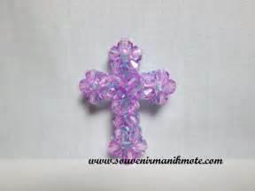 Grosir Gantungan Kunci Salib Mutiara Gantungan Kunci Unik 1 Souvenir Unik Souvenir Pernikahan Manik