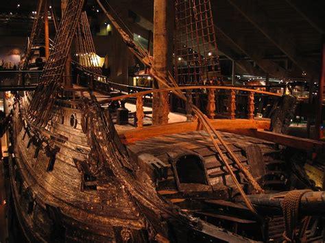 gustav vasa ship gorgeous decay the second of the swedish warship