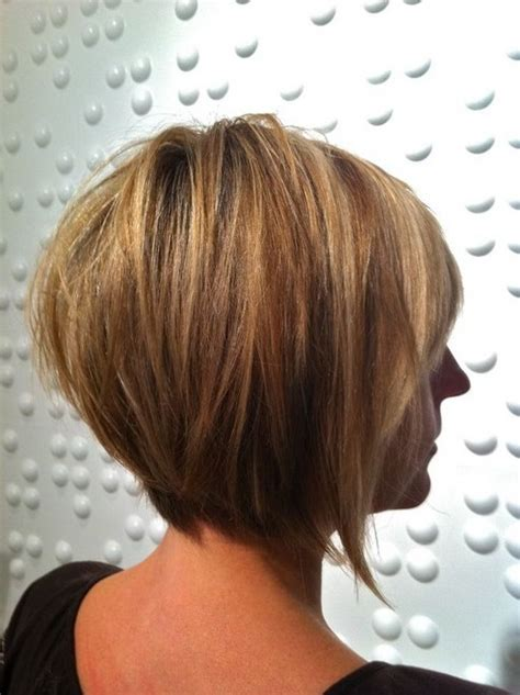 inverted layers in hair layered inverted bob haircut for women styles weekly