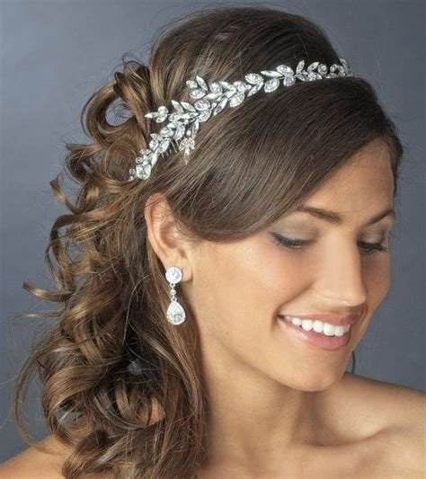 Wedding Hairstyles With Headband by Bridal Hairstyles With Beautiful Headband Dose