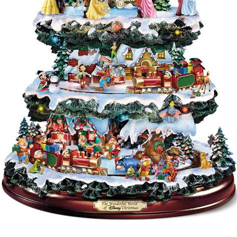 disney musical christmas tree christmas lights decoration